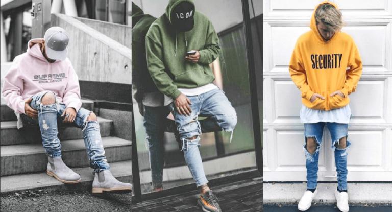 Quần Jean rách nam nào đang hot và đẹp nhất 2020 | SusuReview